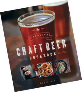 beer cookbook cover