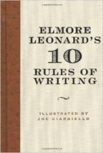 Elmore Leonard on Writing