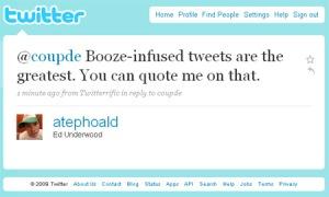 booze-tweets