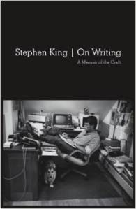 Steven King's On Writing book cover